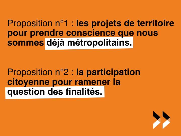 Métropoles et participation 2
