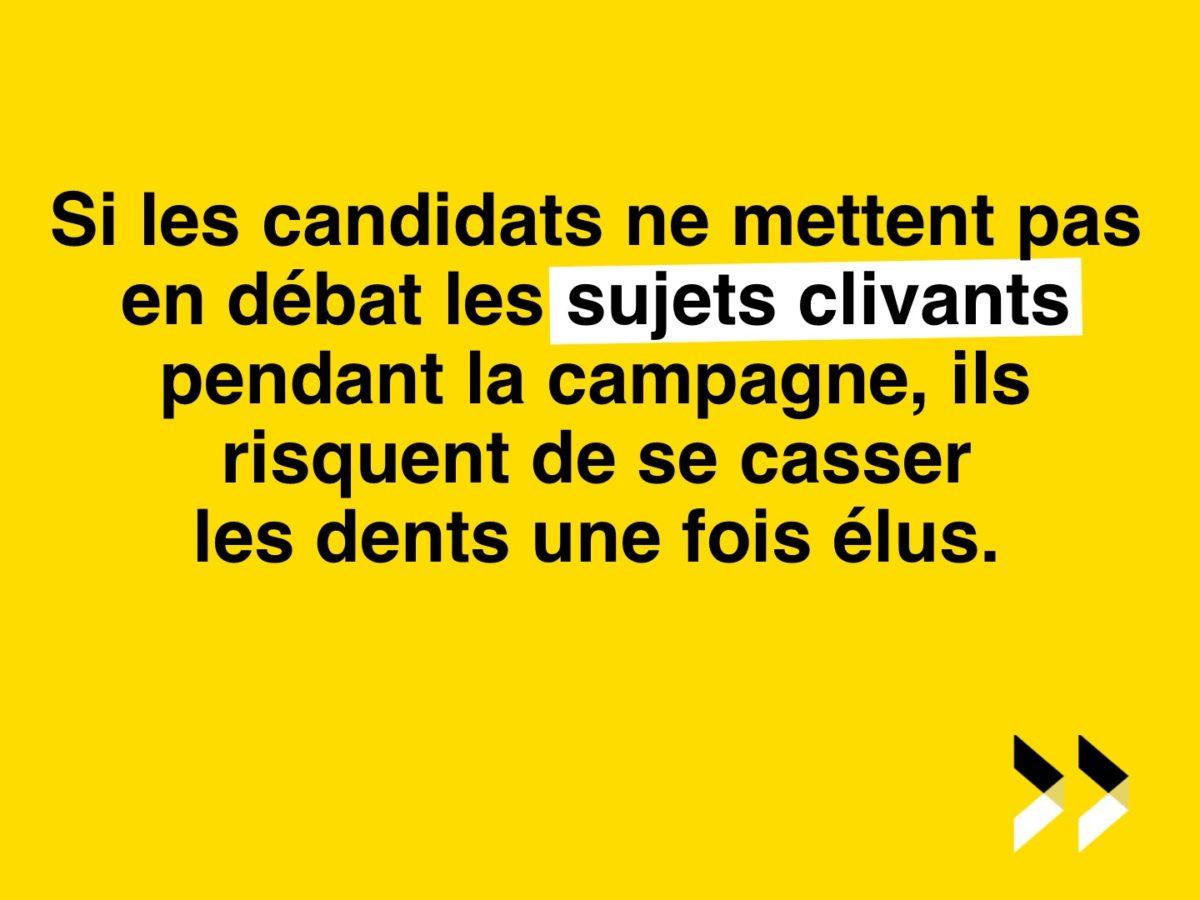 Les élections, ça sert (aussi) à politiser l'action publique locale