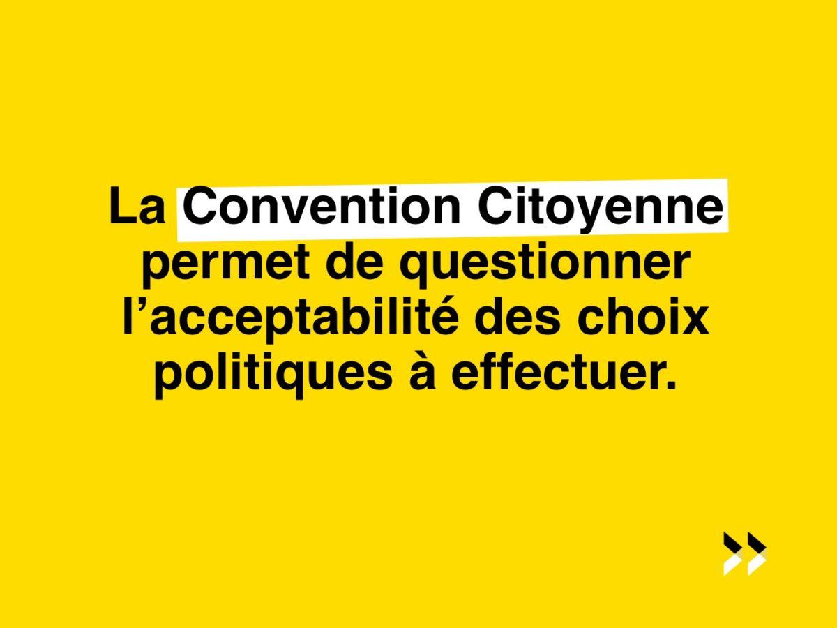 Une convention citoyenne locale pour révéler les tensions et les points de convergence propres à chaque territoire